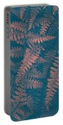 Looking At Ferns Another Way Portable Battery Charger