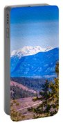 Looking To Mazama From Sun Mountain Portable Battery Charger