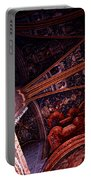 Looking Up Albi Cathedral Portable Battery Charger