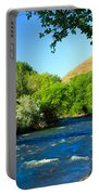 Looking Up Pine Creek Portable Battery Charger