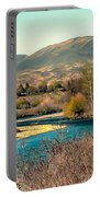Looking Up The Payette River Portable Battery Charger