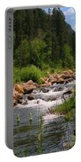 Looking Up The Rapids Portable Battery Charger
