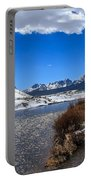 Looking Up The Salmon River Portable Battery Charger