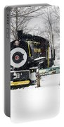 Loon Mountain Train Portable Battery Charger