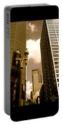 Los Angeles Downtown Portable Battery Charger
