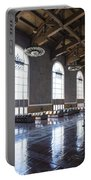 Los Angeles Union Station Original Ticket Lobby Vertical Portable Battery Charger