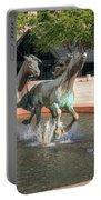 Los Colinas Mustangs 14707 Portable Battery Charger
