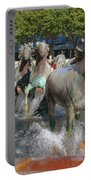 Los Colinas Mustangs 14710 Portable Battery Charger