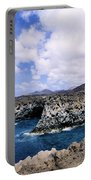 Los Hervideros On Lanzarote Portable Battery Charger
