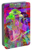 Lost In Abstract Space 20130611 Long Version Portable Battery Charger