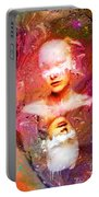 Lost In Art Portable Battery Charger