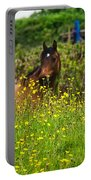 Lost In Buttercups Portable Battery Charger