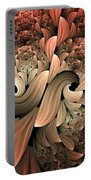 Lost In Dreams Abstract Portable Battery Charger