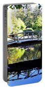 Lost Lagoon Bridge Portable Battery Charger