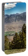Lost River Mountains Portable Battery Charger