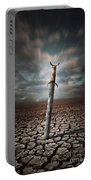 Lost Sword Portable Battery Charger by Carlos Caetano