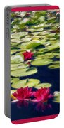 Lotus Dream Portable Battery Charger