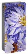 Lotus Light - Hawaiian Tropical Floral Portable Battery Charger
