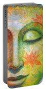 Lotus Meditation Buddha Portable Battery Charger