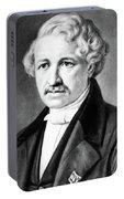 Louis Daguerre (1789-1751) Portable Battery Charger