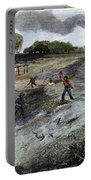Louisiana Broken Levee Portable Battery Charger