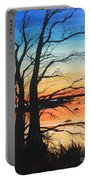 Louisiana Lacassine Nwr Treescape Portable Battery Charger