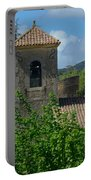Lourmarin Castle In Provence Portable Battery Charger