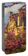 Louvre Blossoms Portable Battery Charger