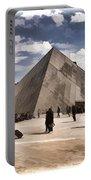 Louvre Museum - Paris Portable Battery Charger