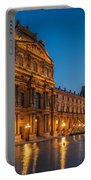 Louvre Sunset Portable Battery Charger
