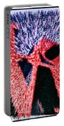 Love Abstract Portable Battery Charger