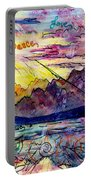 Love And Be Loved Portable Battery Charger by Shana Rowe Jackson