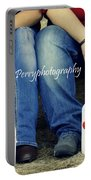 Love And Denim Portable Battery Charger