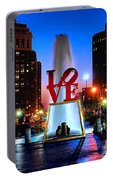 Love At Night Portable Battery Charger