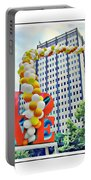 Love Balloons Portable Battery Charger
