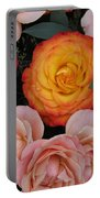 Love Bouquet Portable Battery Charger