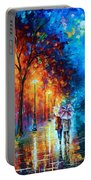 Love By The Lake Portable Battery Charger