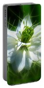 Love In A Mist Portable Battery Charger