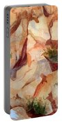 Love In The Rocks Medjugorje 2 Portable Battery Charger
