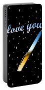 Love Message Digital Painting Portable Battery Charger