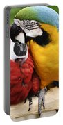 Love Parrotts Portable Battery Charger
