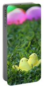 Love Peeps Portable Battery Charger