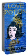 Love Potion Diagon Alley Portable Battery Charger