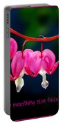 Love Quote Portable Battery Charger