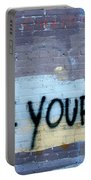 Love Yourself Portable Battery Charger