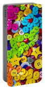 Lovely Buttons Portable Battery Charger