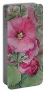 Lovely Hollies Portable Battery Charger