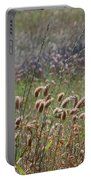 Lovely Layers Of Grass Portable Battery Charger