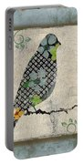 Lovely Song Bird-a Portable Battery Charger