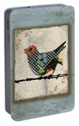 Lovely Song Bird Trio -1 Portable Battery Charger